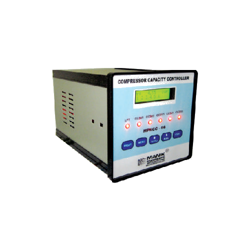 Microcontroller Based Compressor Capacity Controller Type