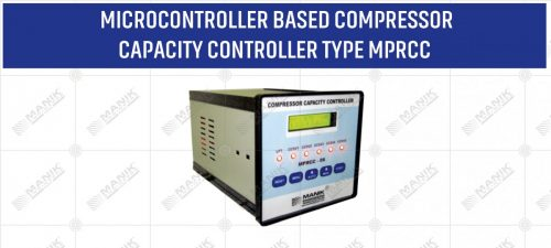 MICROCONTROLLER BASED COMPRESSOR CAPACITY CONTROLLER TYPE MPRCC