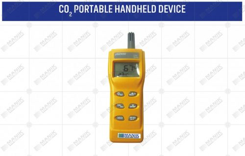CO2 PORTABLE HANDHELD DEVICE