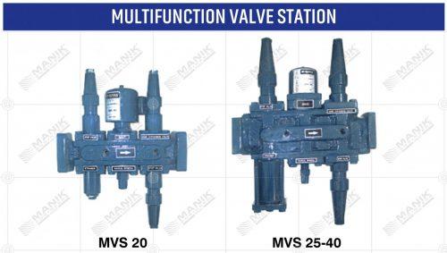 MULTIFUNCTION VALVE STATION
