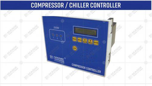 COMPRESSOR CHILLER CONTROLLER