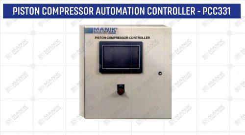 PISTON COMPRESSOR AUTOMATION CONTROLLER - PCC331
